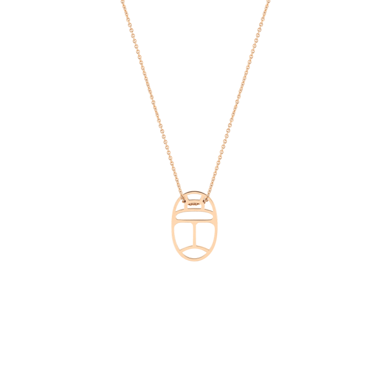 Collier Ginette NY Mini Wish en or rose