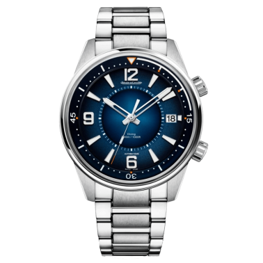 Jaeger-LeCoultre Polaris Date Mariner automatic watch stainless steel bracelet 42 mm 9068180