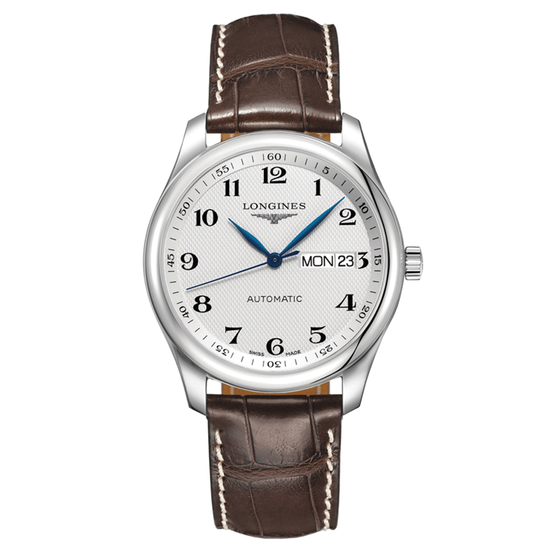 Montre Longines Master Collection jour date L27554783 - Lepage